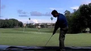 Jon Horner's Golf Swing High Speed