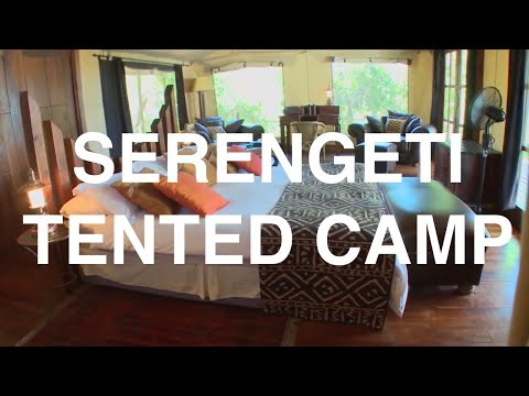 TANZANIA SERENGETI TENTED CAMP