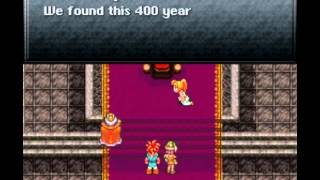 Chrono Trigger Endings