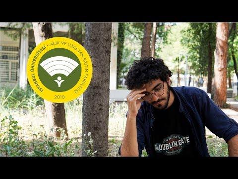 Açıköğretim Ne Kadar Faydalı? | İstanbul Üniversitesi AUZEF Sosyoloji