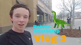 Roblox Praktikum VLOG 2 | Erkundung der Bay Area