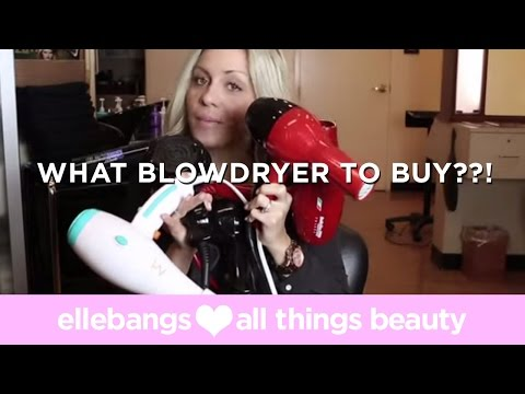 What Blowdryer You Should Buy!
