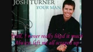 Watch Josh Turner Gravity video