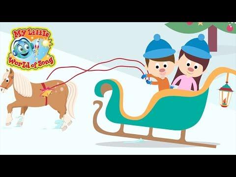 Jingle Bells | Christmas Song | Happy Christmas | Santa Claus Is Coming