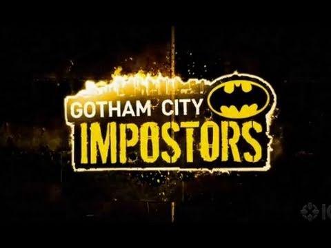 Gotham City Impostors: Official Trailer
