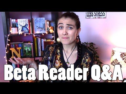 BETA READER Q&A