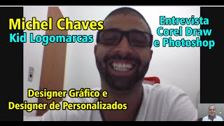 Michel Chaves - Ganhou o Curso da Esposa - Cria Logos Para o Mundo