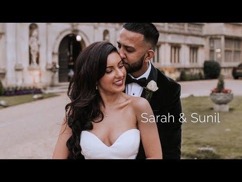 Rushton Hall Wedding | Sarah & Sunil