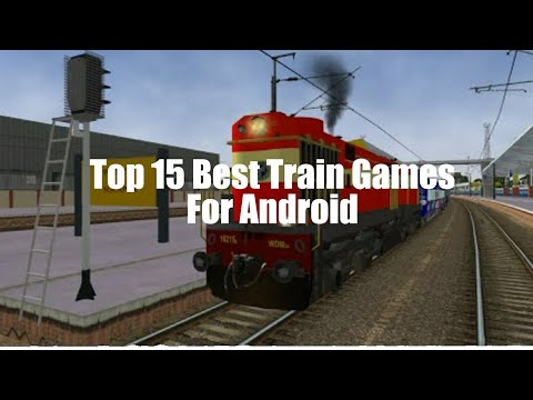 Top 15 Best Train Games(Android).