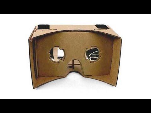 How to build Google Cardboard