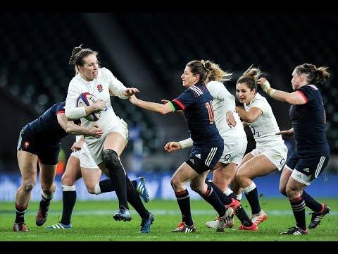 England's Emily Scarratt happy at France win | Women's Six Nations