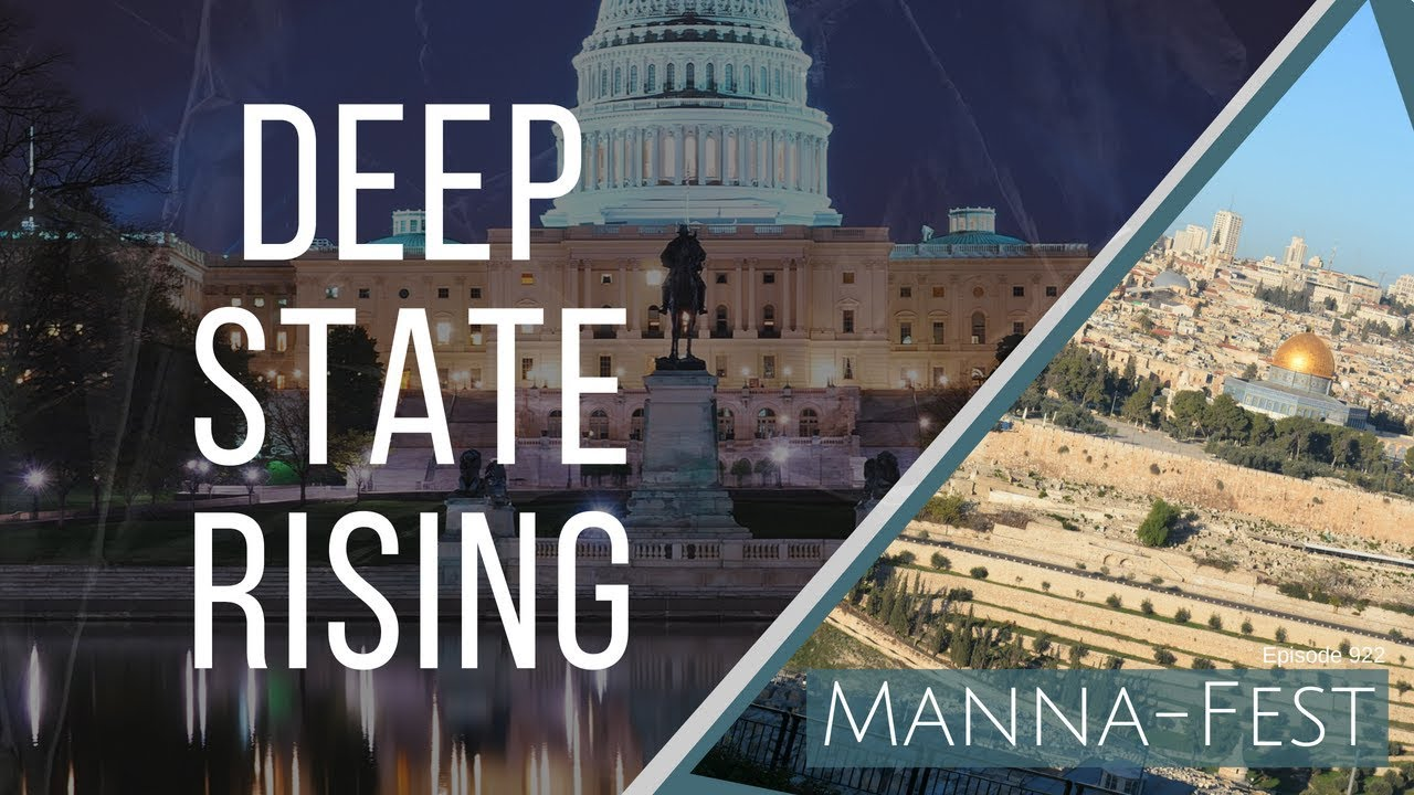 Evangelist Perry Stone: Deep State Rising