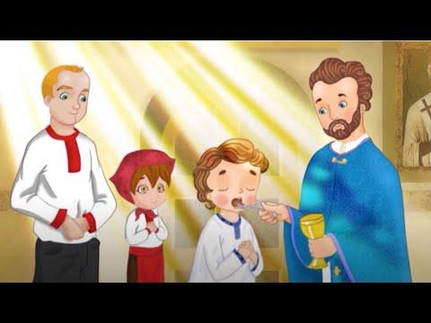 История церкви мультфильм