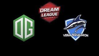 OG vs Vega DreamLeague Season 11 Highlights Dota 2
