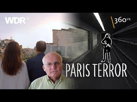 PARIS TERROR - Die Geiseln vom Hyper Cacher in 360°/VR | WDR