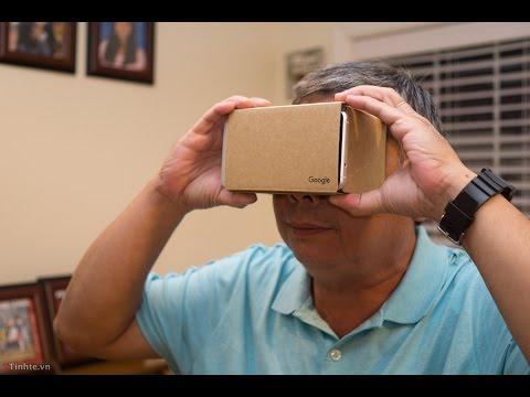 Tinhte.vn - Chia sẻ về Google Cardboard, tương lai VR giá chỉ 300 nghìn đồng