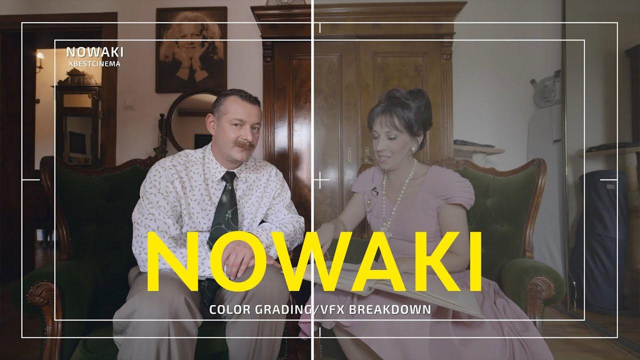 Opolska Noc Kabaretowa Kabaret Nowaki - Color/VFX Breakdown