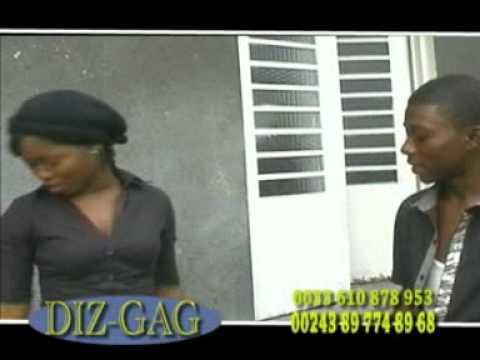 Alain Dizoizo vous présente le groupe Diz Gag dans Business (1)