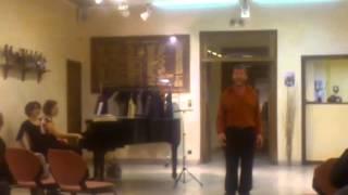 Francis C. - Le Prince de Madrid (F.Lopez) Piano : Agnès Ruhaut