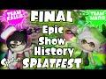 ABM Movie: Splatoon Final Splatfest!! TEAM CALLIE vs TEAM MARIE !! Gameplay Adventure!! HD