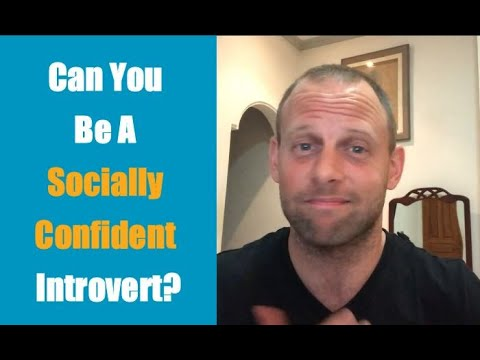 Can You Be A Socially Confident Introvert?