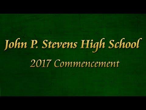 JP Stevens High School Class of 2017 Commencement Ceremony