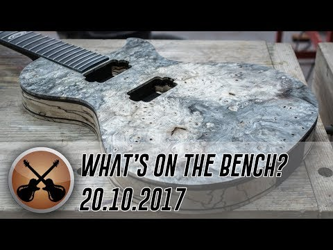 What's on the Bench? - 20.10.2017