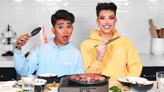 Фото Korean BBQ Mukbang Ft. Bretman Rock!