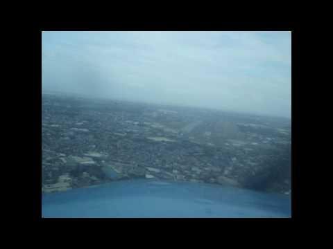 sudanese pilot manila landing