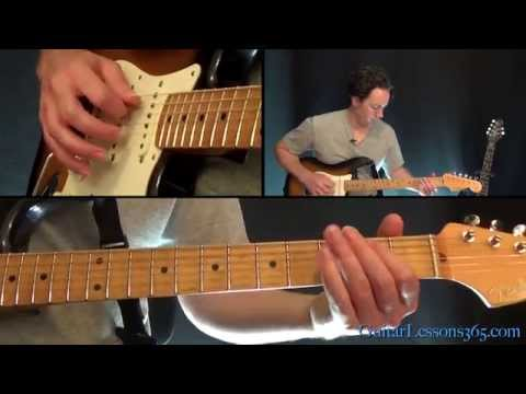 (I Can't Get No) Satisfaction Guitar Lesson - The Rolling Stones