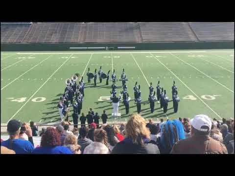Windthorst High School Band 2018 Marching Show