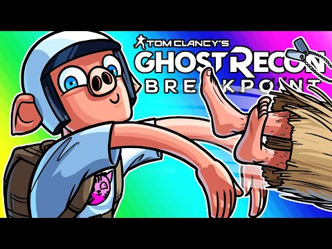 Ghost Recon Breakpoint Funny Moments - Yeeting the Deadlift!
