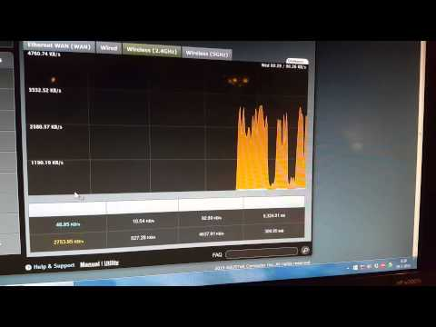RC radio interference WiFi 2.4GHz internet