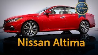 2019 Nissan Altima - 2018 New York Auto Show