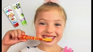 Brush Your Teeth  Song for Children