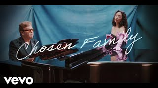 Rina Sawayama, Elton John - Chosen Family (Performance Lyric Video)