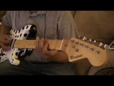 Gil Scott-Heron - Lady Day And John Coltrane - Guitar Cover