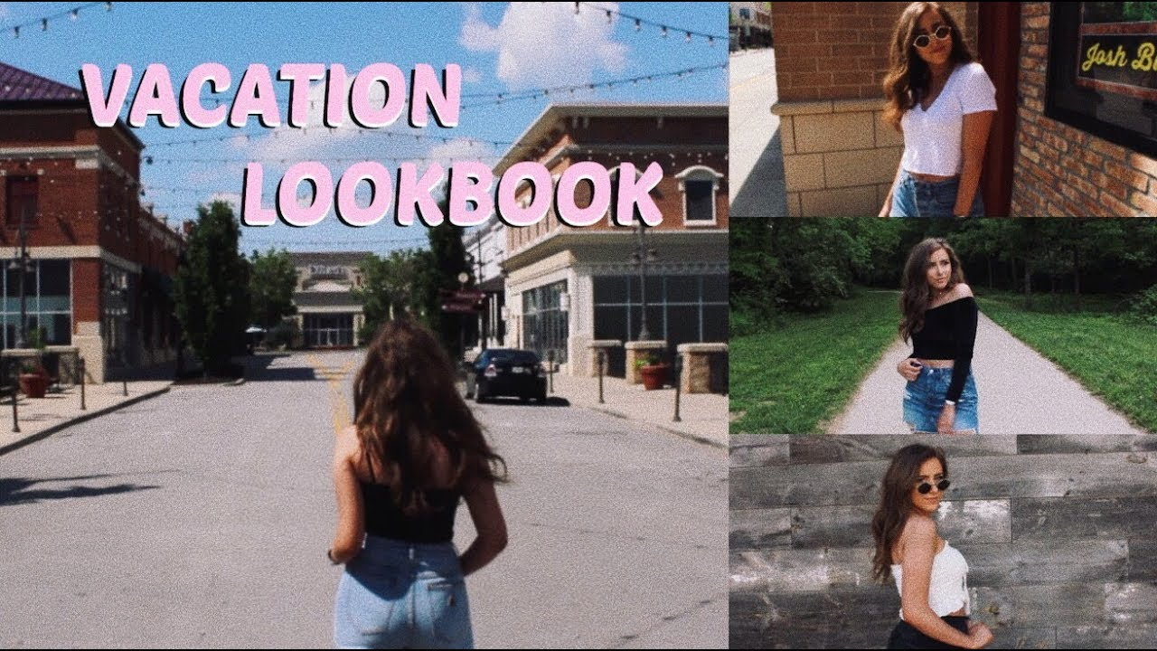 Summer Lookbook | Vacation Outfit Ideas 2