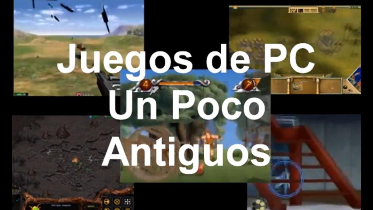 5 Juegos De Pc Antiguos Youtube
