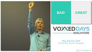 Closing Keynote: Going open to support your digital transformation - Voxxed Days Singapore 2019