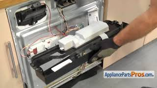 Dishwasher Latch Assembly (Part #154529403) - How To Replace