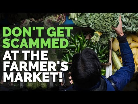 Don't Get Scammed At The Farmers Market: 5 Questions to Ask