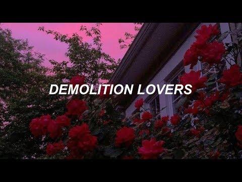 demolition lovers // my chemical romance - lyrics