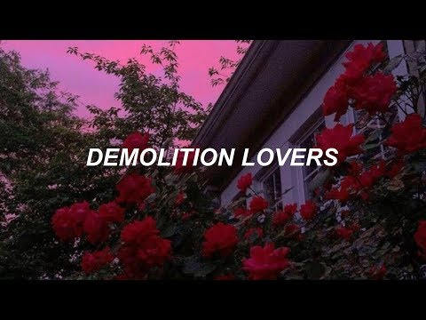 demolition lovers // my chemical romance - lyrics