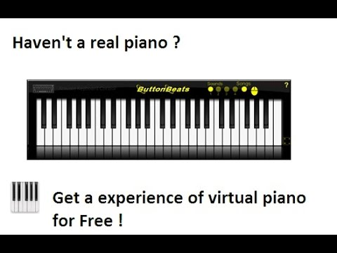 How to download a virtual piano