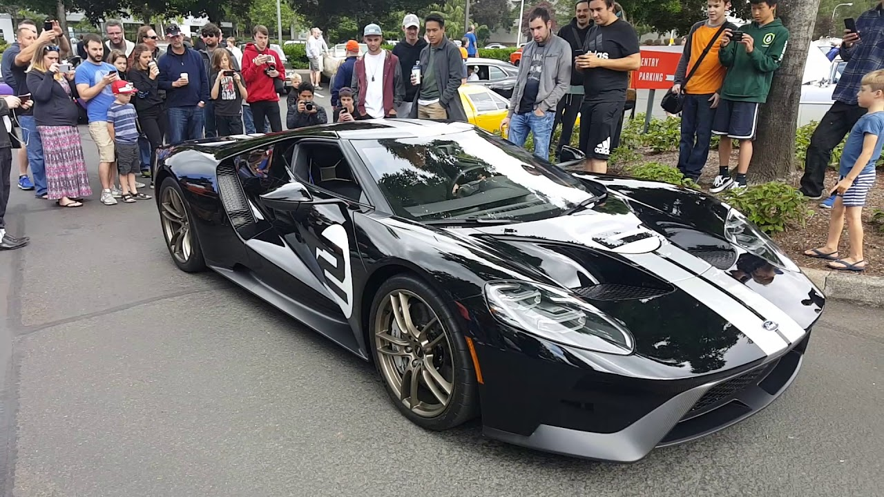 Ford Gt Forza Motorsport Edition Race Mode Transformation