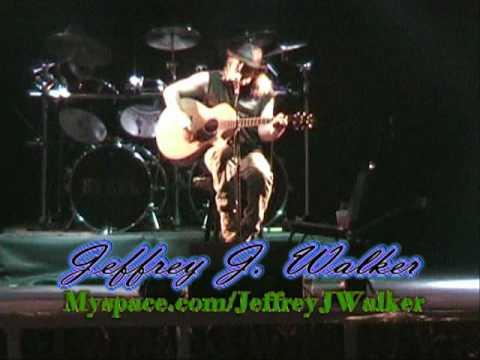 Jeffrey J. Walker LIVE!!! singingBad Day by Fuel