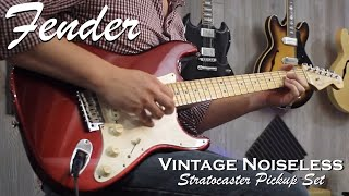 Fender Vintage Noiseless Pickups