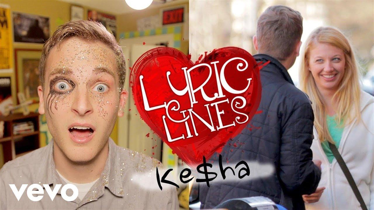 VEVO - Vevo Lyric Lines: Ep. 3 - Ke$ha Lyrics Pick Up Girls?