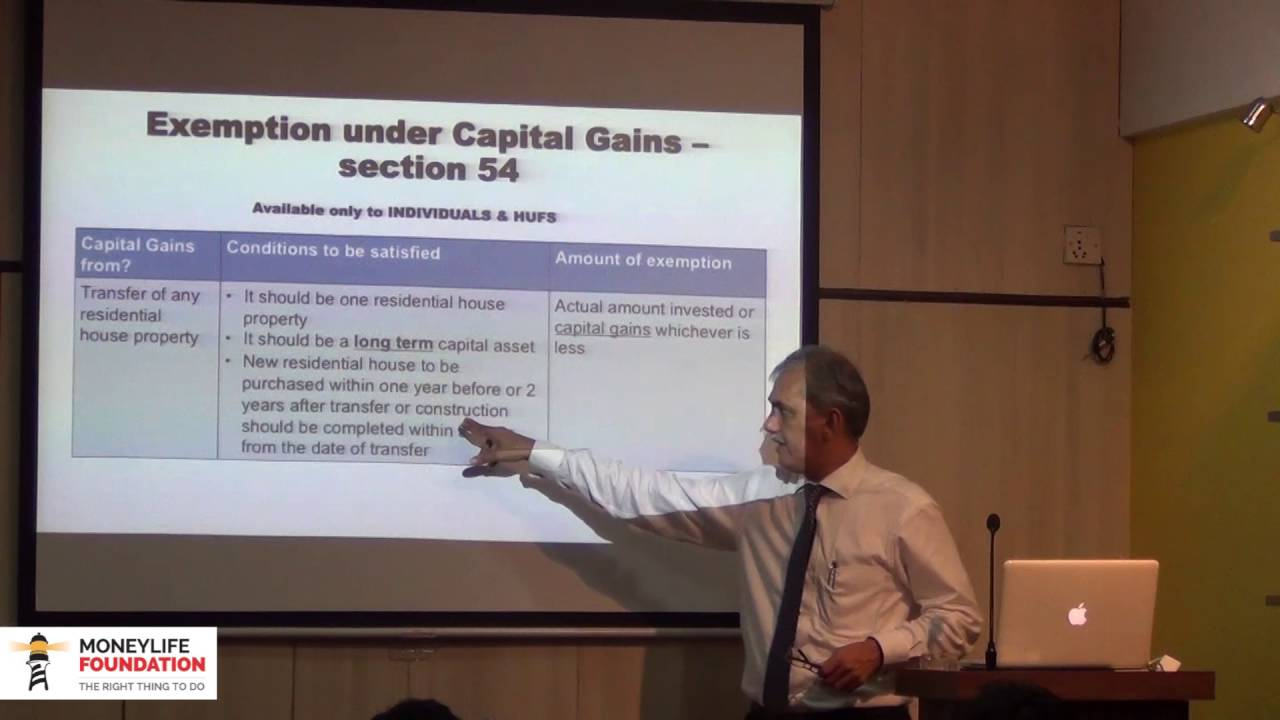Important Exemptions on Capital Gains   Ameet Patel   YouTube Important Exemptions on Capital Gains   Ameet Patel